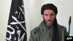 Мухтар Бельмухтар, один из лидеров «Аль-Каиды» в Исламском Магрибе».