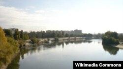 Днестр - вид на Тирасполь