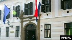 Banski dvori danas su sjedište hrvatske vlade