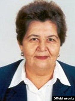 Фәһимә Хисамова