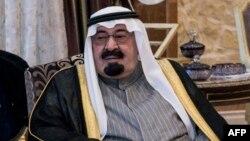 Сауд Арабиясының 91 жасында уөз жұмған королі Абдулла ибн Абдул-Азиз әл-Сауд.