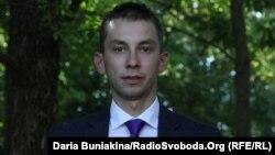 Святослав Фояк, волонтер організації «Армія SOS Канада»