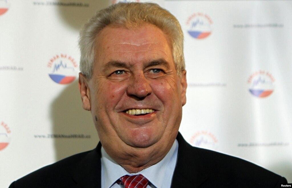 President of the czech women