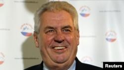 Президент Чехії Мілош Земан