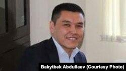 Бакытбек Абдуллаев.