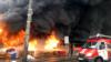 В Дагестане горит уникальный лиановый лес, потушить не могут