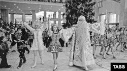 Kremlde Yılbaş naratı, 1973 senesi