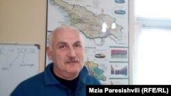 Соучредитель НПО «Мировой опыт для Грузии», ассоциированный профессор Университета Ильи Мурман Маргвелашвили