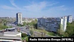 Белград се превръща в призрачен град през уикендите, когато излизането от къщи е забранено