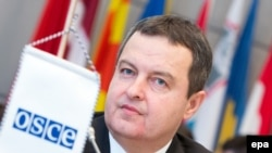 Голова ОБСЄ, прем'єр-міністр Сербії Івіца Дачич