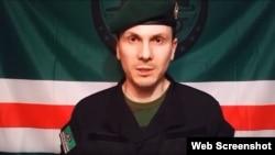Адам Осмаев, командир чеченского батальона имени Джохара Дудаева