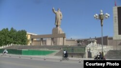 Майдони марказии Қошғар(аз бойгонӣ)