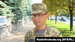 Владислав Селезньов, речник Генштабу Збройних сил України