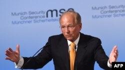 Wolfgang Ischinger, Ambassador, președintele și organizatorul Conferinței pentru Securitate de la Munchen