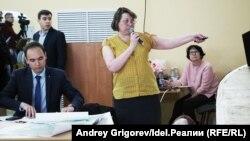 Венера Романова, начальник отдела генплана управления архитектуры и градостроительства Казани