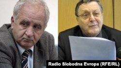 Vehid Šehić i Srđan Dizdarević