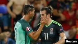 Ronaldo və Bale