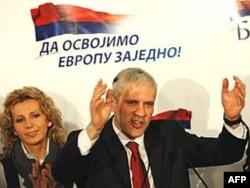 Boris Tadić, izbori 2008.