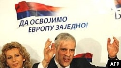 "Җиңүче Тадич: ""Без Европа белән!"""