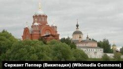 Ансамбль Покровского монастыря в Хотькове
