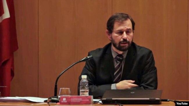 Прокурор Хосе Гринда Гонзалес