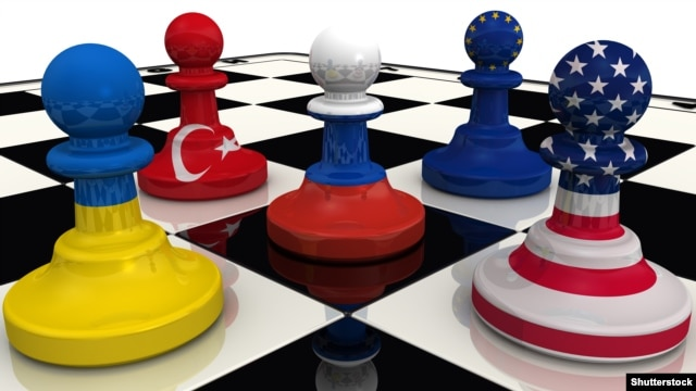 The diplomatic chess match