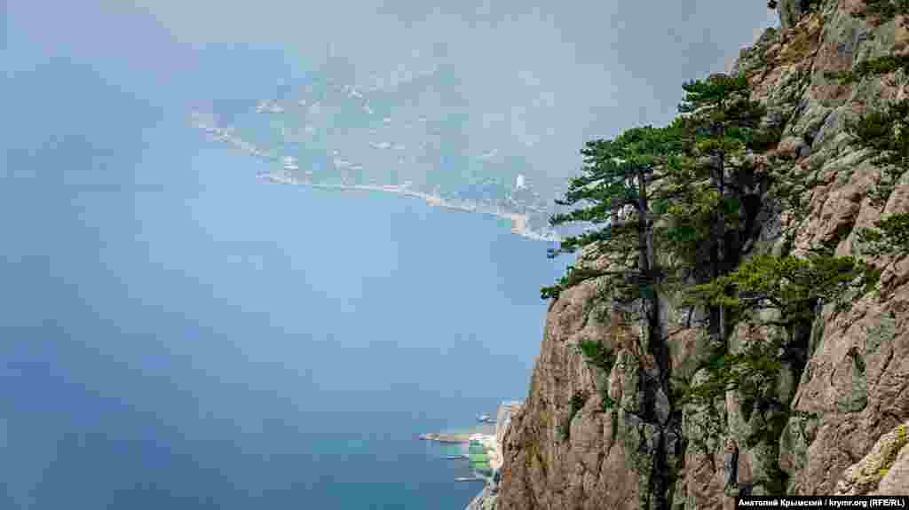 Южные склоны Ильяс-Кая