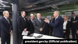 Аляксандар Лукашэнка ня бачыць падставаў для карантыну