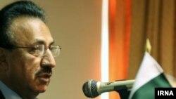 محمد بخش عباسی، سفير پاکستان در تهران