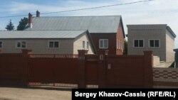 Дом Ивана Грюнова, где произошло убийство