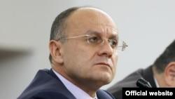 Armenia -- Defense Minister Seyran Ohanyan, 31 Jan, 2015