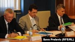 Odbor za bezbjednost, juni 2012.