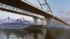 3D-модель керченского моста