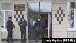 Про мотив вчинку хлопця білоруські силовики нічого наразі не повідомляють