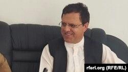 حضرت عمر زاخیلوال سفیر سابق افغانستان در پاکستان