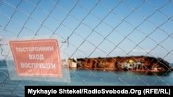 На одеському пляжі готуються до підняття танкера, 2 липня 2020 року