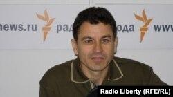 Григорий Пасько в студии Радио Свобода