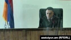 Судья Давид Григорян (архив)