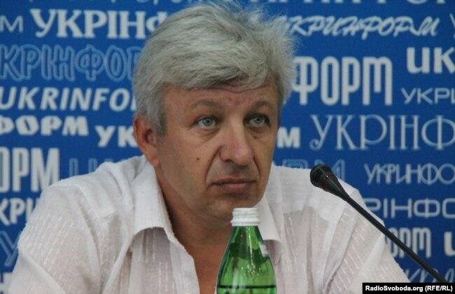Олег Охредько