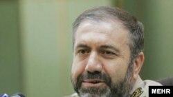 سرتيپ حسين ذوالفقاری، فرمانده مرزبانی نيروی انتظامی