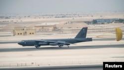 Військово-повітряна база «Аль-Удейд» у Катарі
