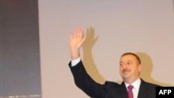 İlham Əliyev andiçmə mərasimində, 24 oktyabr 2008