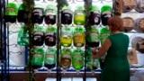 Продажа вин в фирменных магазинах завода «Коктебель»