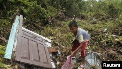Indonesia suffered the brunt of the 2004 tsunami that killed around 230,000 people.