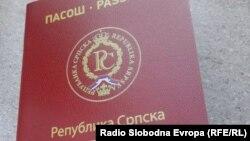 """Pasoš"" Republike Srpske"