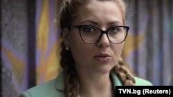 Болгарская журналистка Виктория Маринова, убитая в Русе