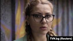 Болгарская журналистка Виктория Маринова, убитая в Русе.