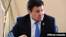 Посол Кыргызстана в Узбекистане Данияр Сыдыков.