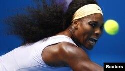 АҚШ теннисшісі Серена Уильямс.