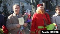 Николай Алешков һәм Анатолий Паршин (с)
